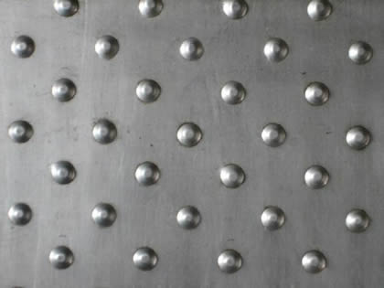 Anti Slip Perforated Sheet For Industries And Workshops