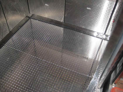 Galvanized Perforated Sheet Corrosive Resistance