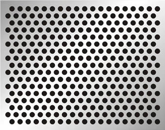 Stainless Steel Perforated Sheet For Filtering And Screening